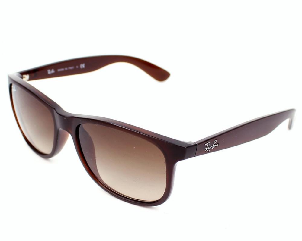 نظارة ريبان شمسية للرجال - واي فير بني - زكي للبصريات