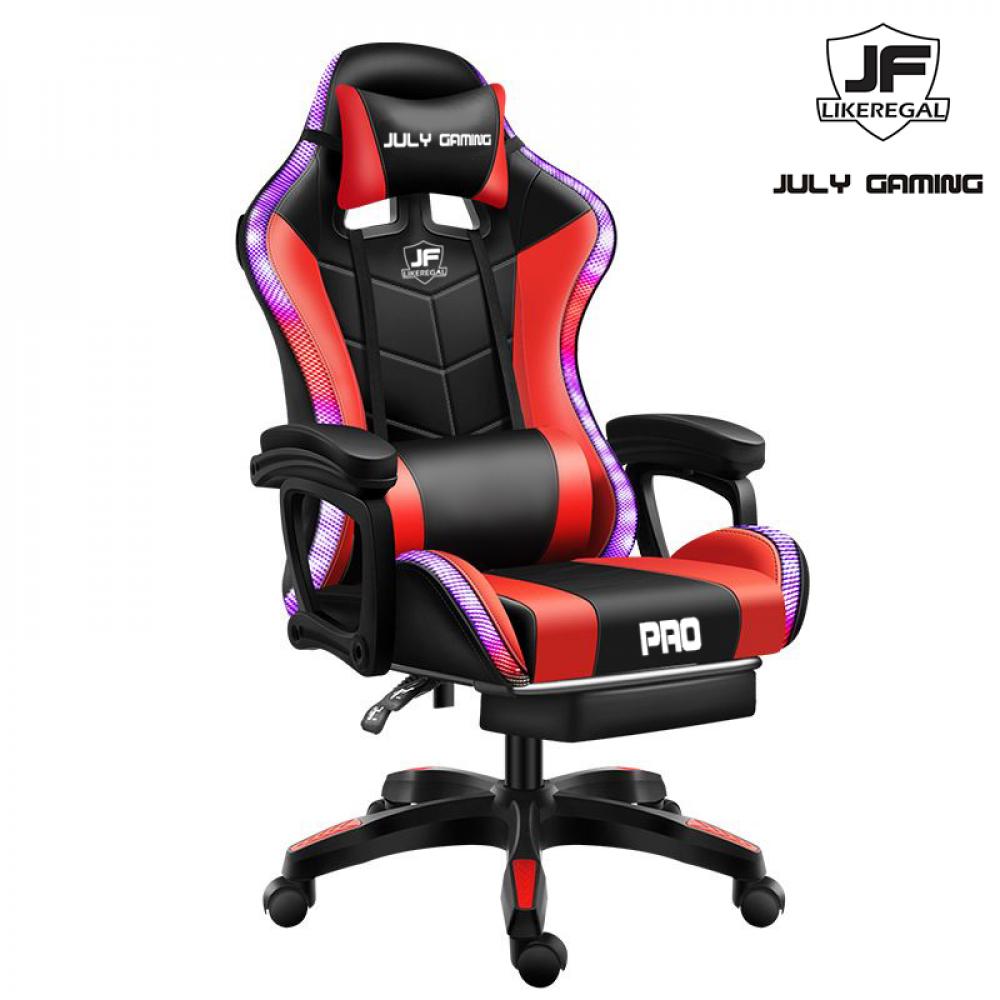 كرسي قيمنق احمر