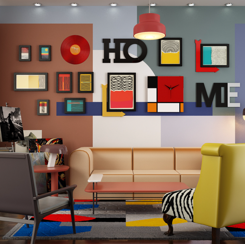 لوحات غرف اطفال