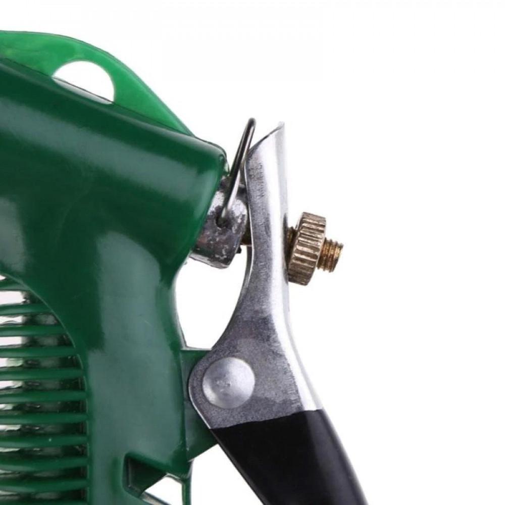 مسدس رش ماء قابل لوزن البخ يعمل بقوة ضغط المياه لغسيل السيارات والجدرا