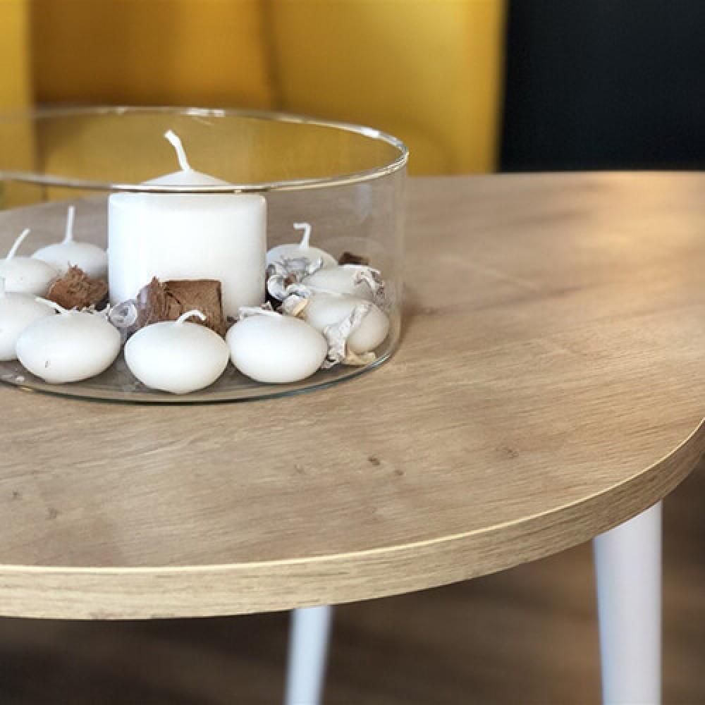 صور طاولات قهوه  مودرن طاولة قهوة خشبي موديل كيرف