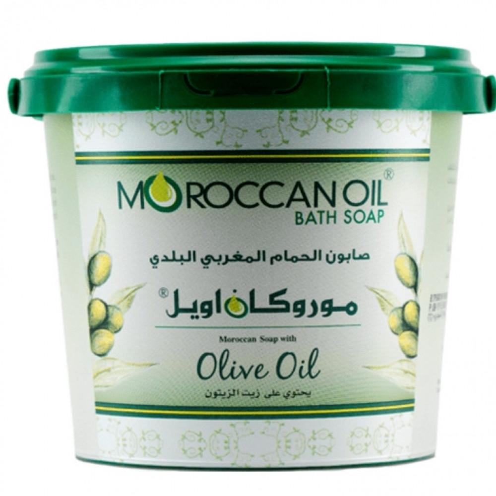صابون الحمام المغربي البلدي