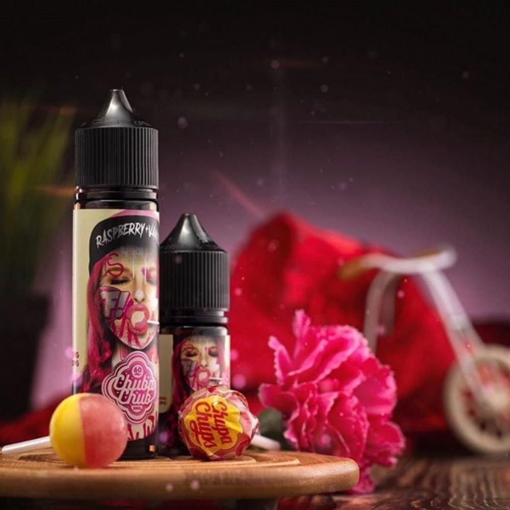 Chuba Chub Raspberry Vanilla - 60ML - شيشة سيجارة نكهات VAPE فيب