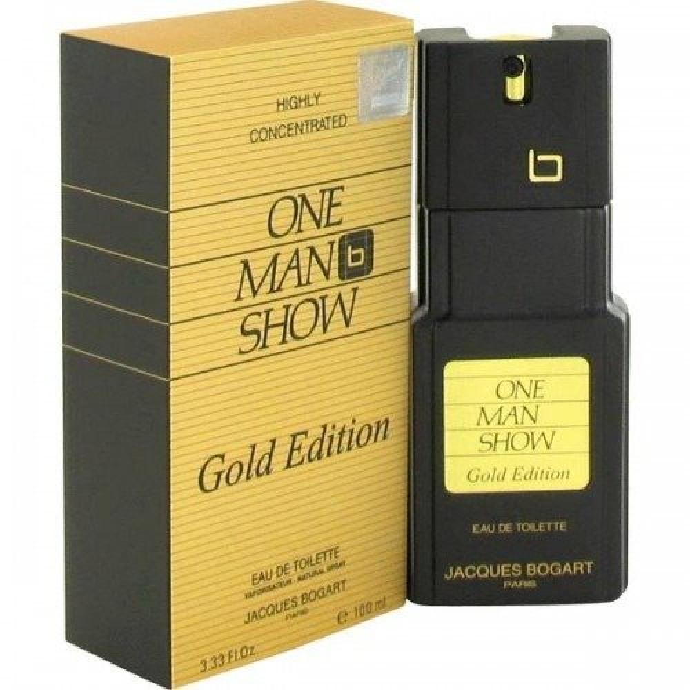 Jacques Bogart One Man Show Gold Edition Eau de Toilette 100ml خبير ال