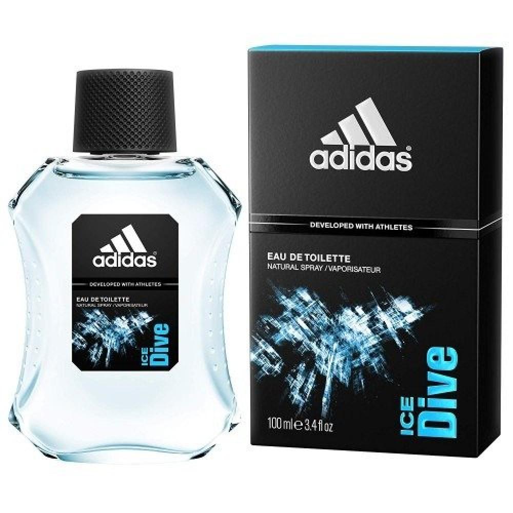 Adidas Ice Dive Eau de Toilette 100ml خبير العطور
