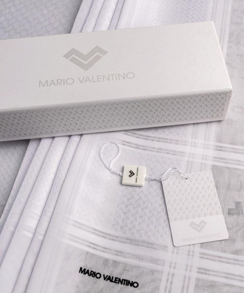 شماغ سوفت ماريو فالنتينو ابيض موديلSVVO1