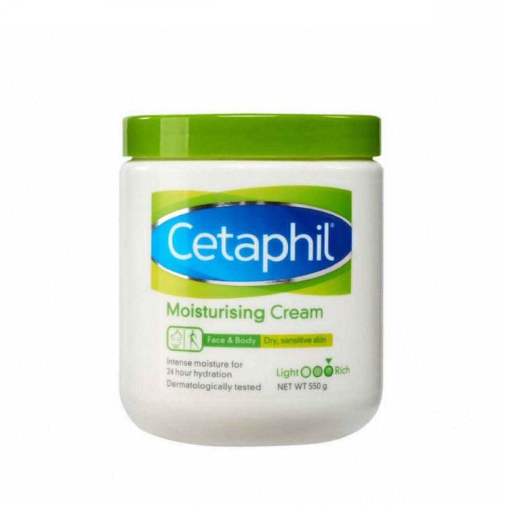 cetaphil سيتافيل كريم البشرة الجافة 550 جرام