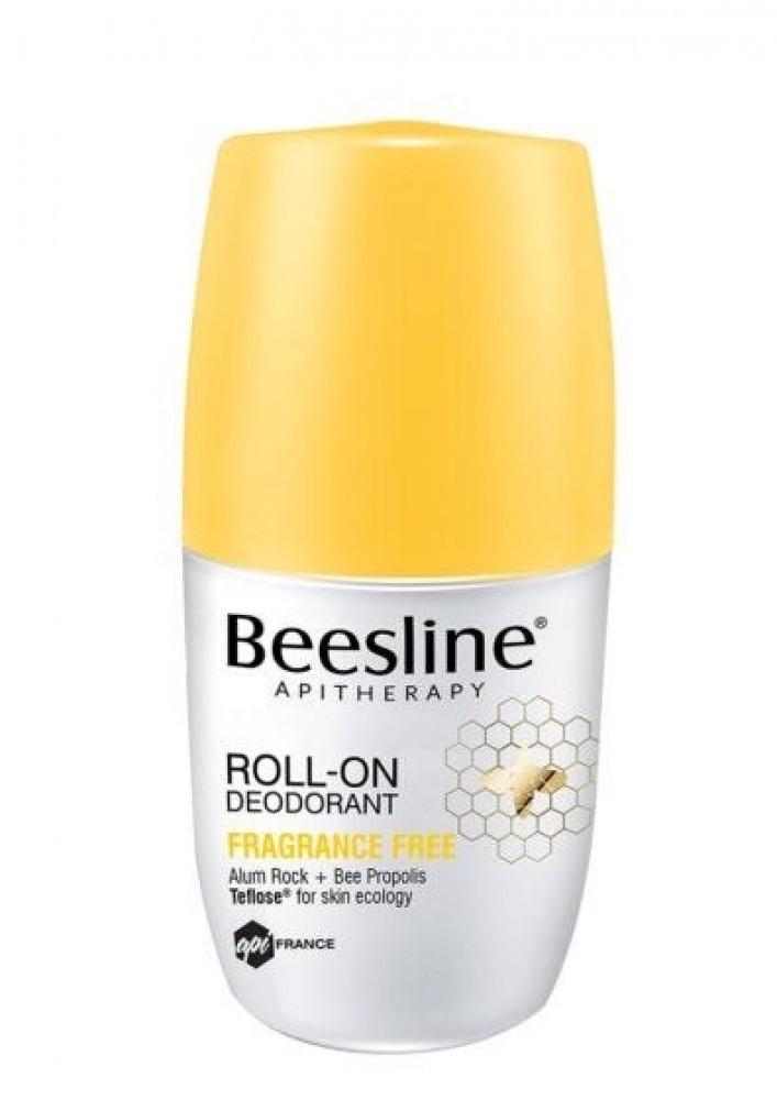 مزيل عرق بيزلين بالشبة و صمغ النحل Beesline مزيل عرق بدون رائحه