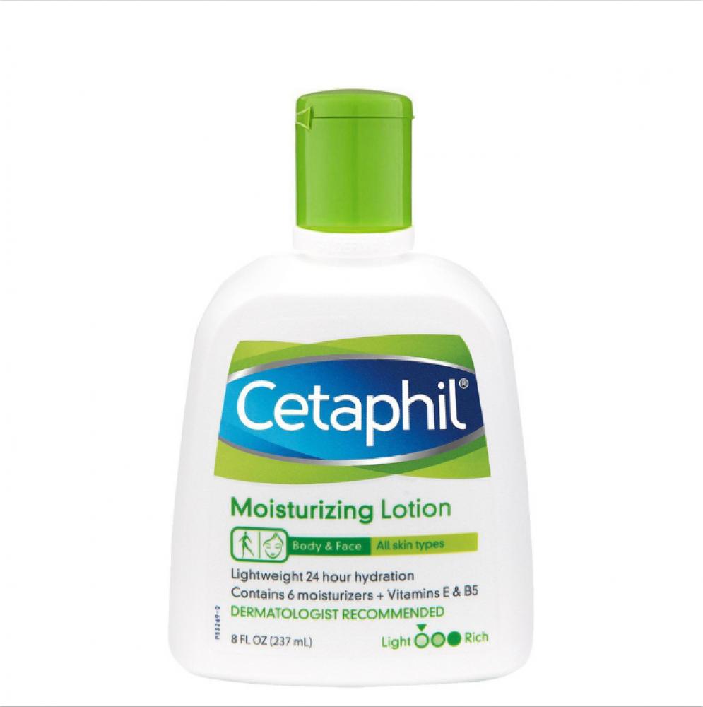 سيتافيل - لوشن مرطب لجميع أنواع البشرة 237 مل Cetaphil لوشن مرطب للبشر