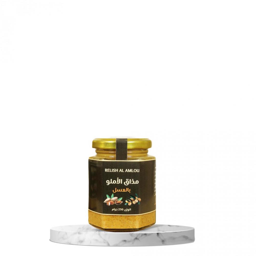 املو مغربي بالعسل