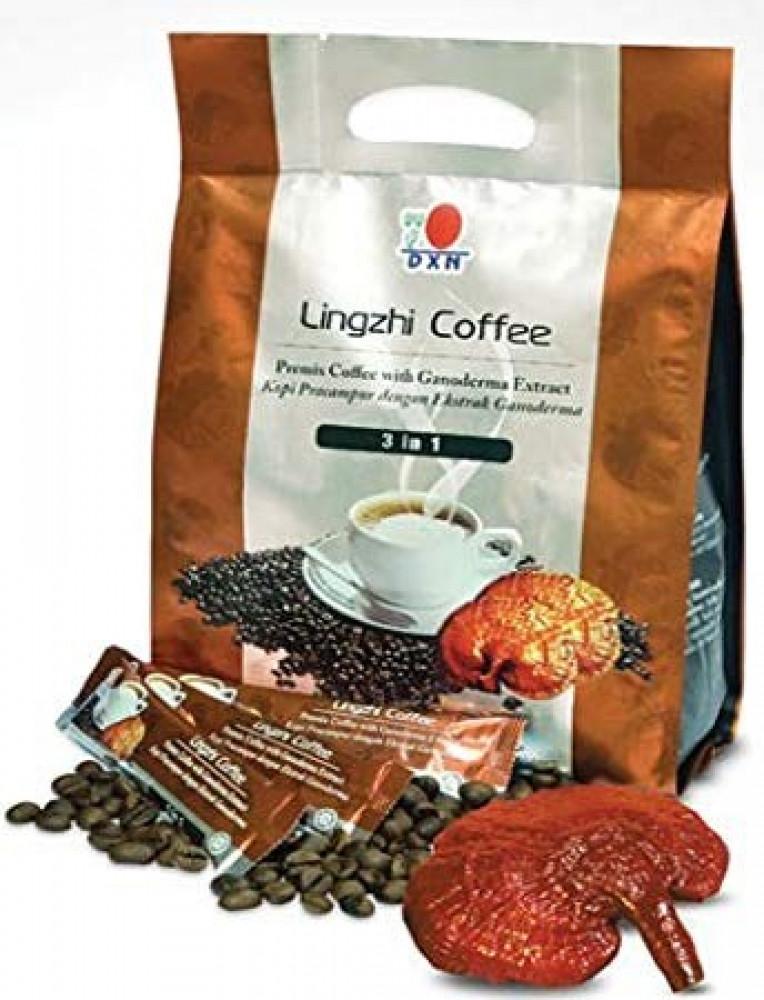 قهوة دكسن نسكافية عضوي ماليزي نشاط حيوية نسبريسو