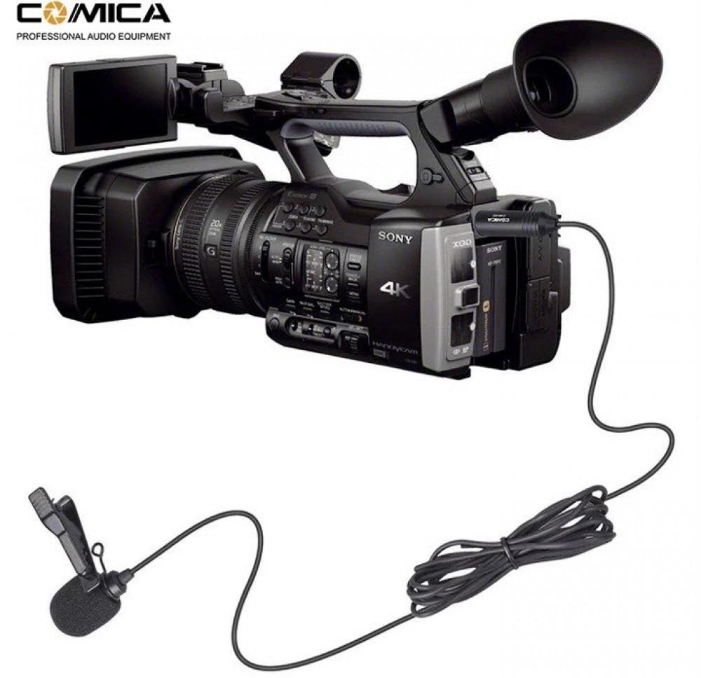 ميكروفون للكاميرا