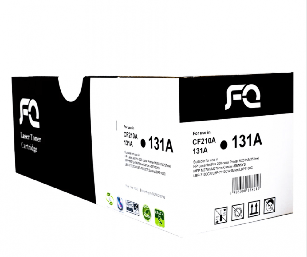 حبر طابعة HP جميع الالوان - TONER FQ 131A