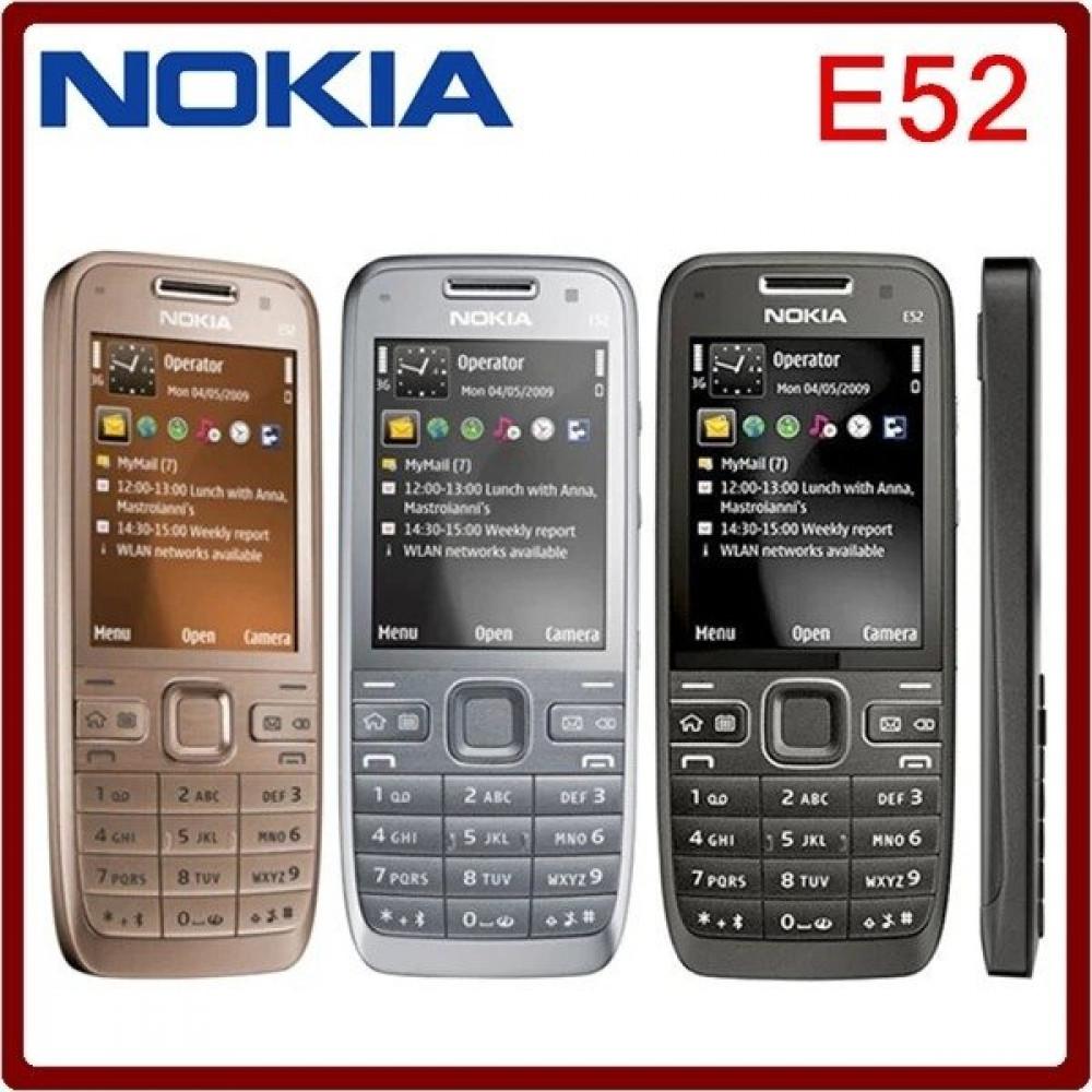 نوكيا E52