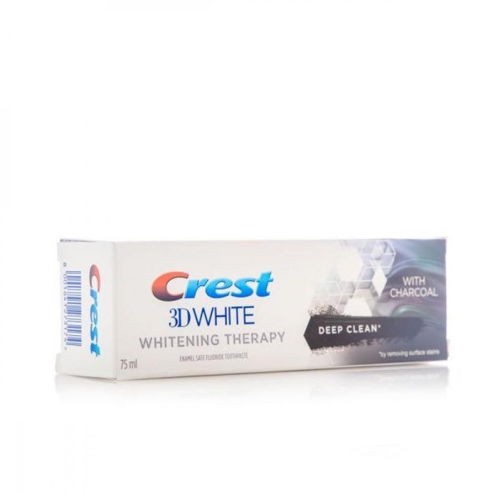 معجون أسنان للتبيض بالفحم من كرست - 75 مل