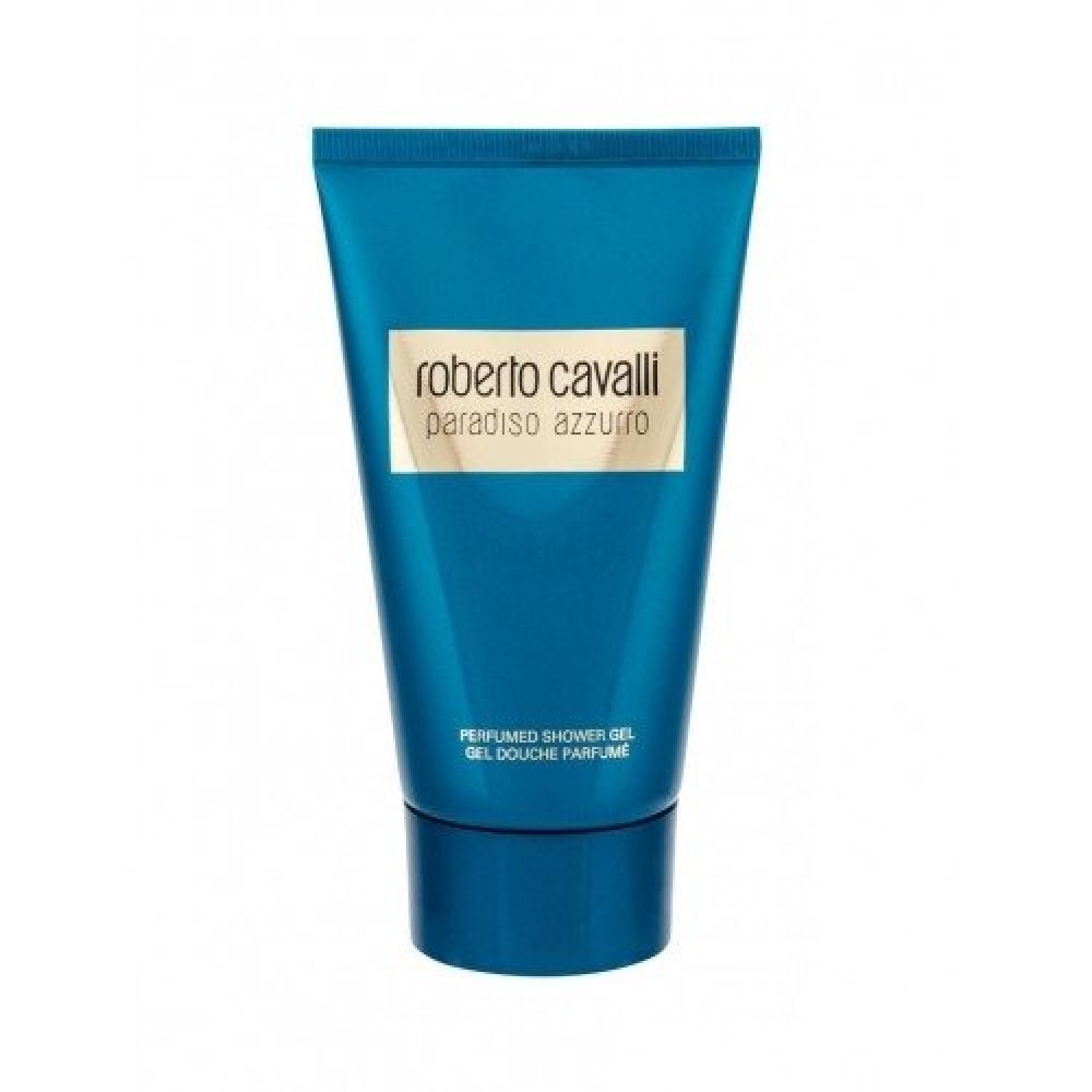 Shower Gel Roberto Cavalli Paradiso Azzurro 150ml متجر خبير العطور