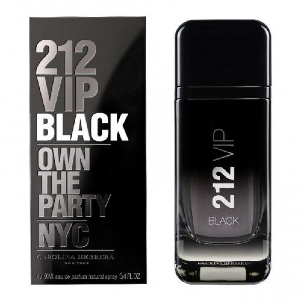 Carolina Herrera 212 VIP Black Eau de Parfum متجر خبير العطور