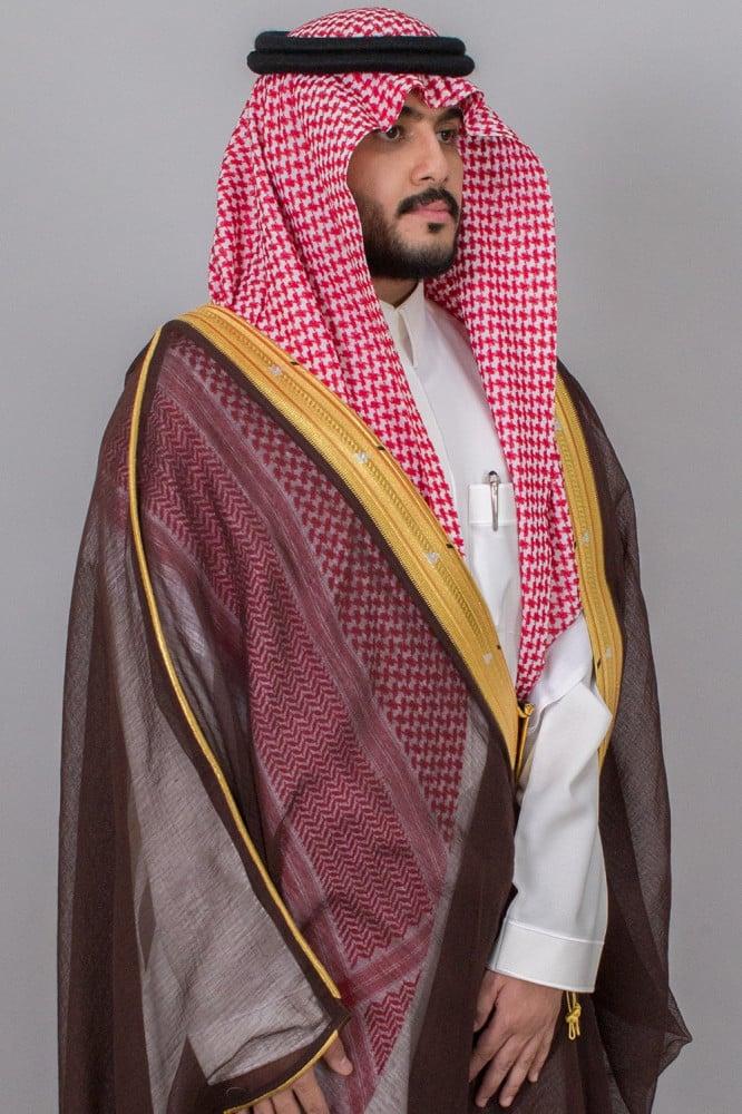 بشت مشلح زعفراني ملكي نجفي ياباني