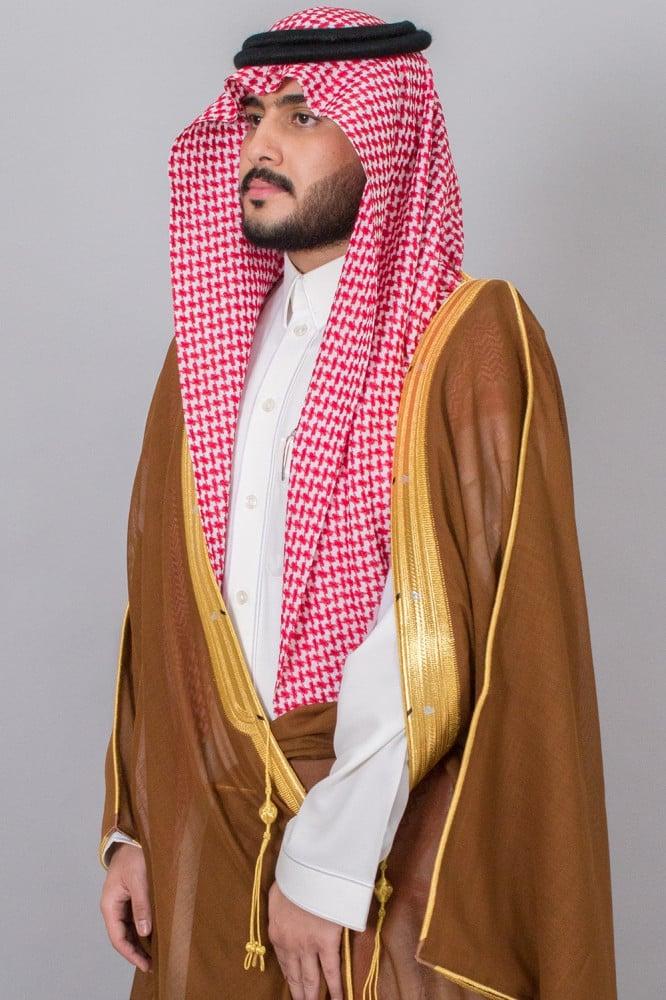 بشت مشلح أشقر ملكي ياباني غاط