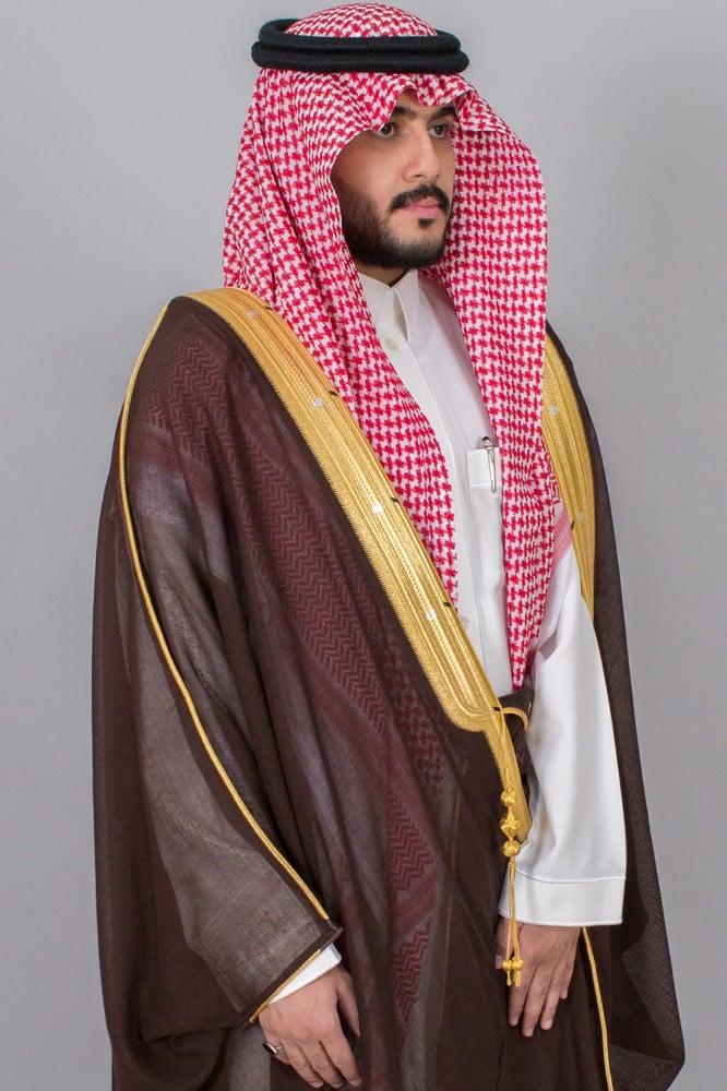 بشت مشلح ملكي عودي ياباني غاط