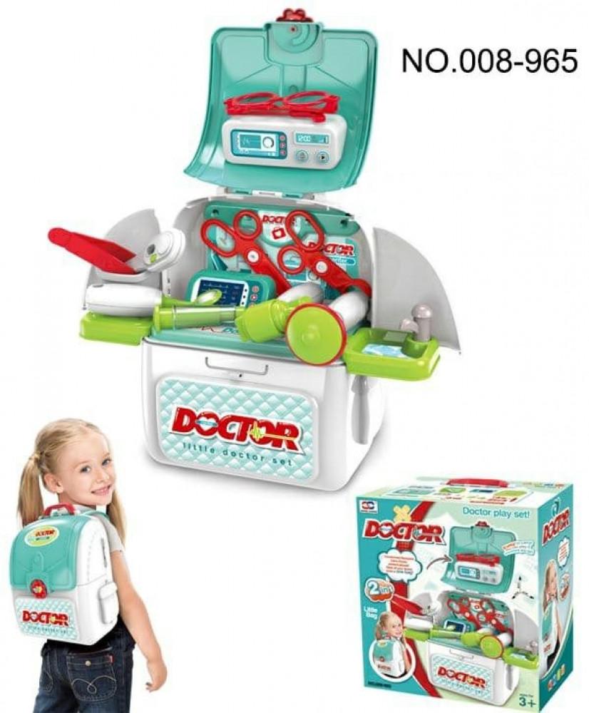 أدوات الطبيب للاطفال