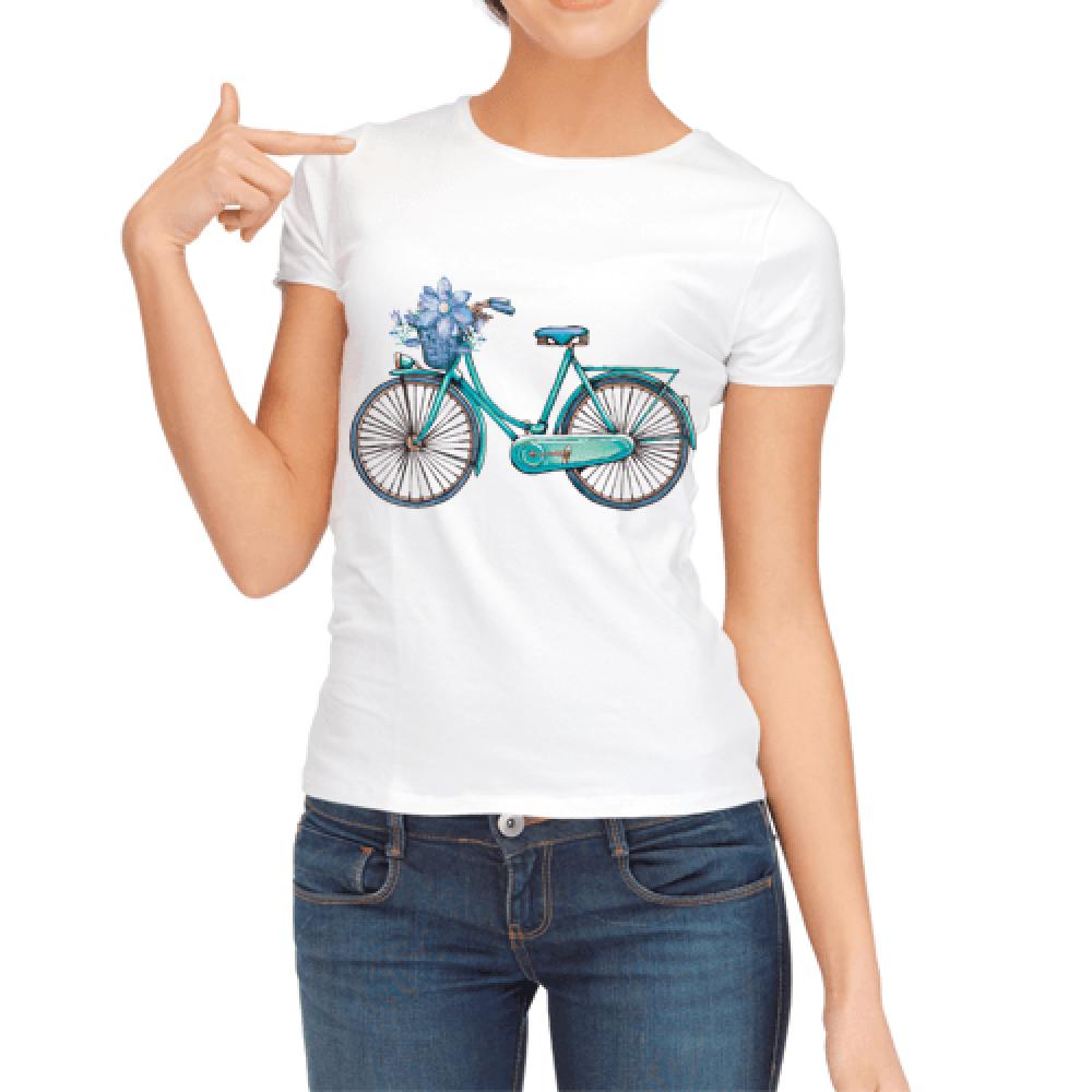 تصميم دراجة الورد