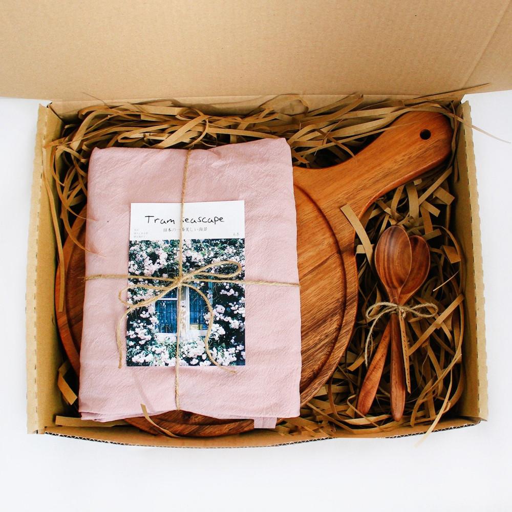 هدايا جاهزة هدايا شخصية صندوق هدية هدايا هدية منزل مبارك خشب الساج