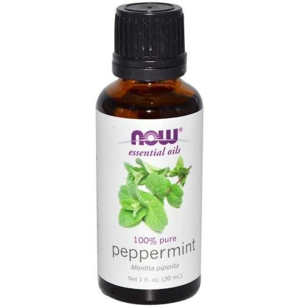 Now Essential Oils Peppermint 30ml خبير العطور