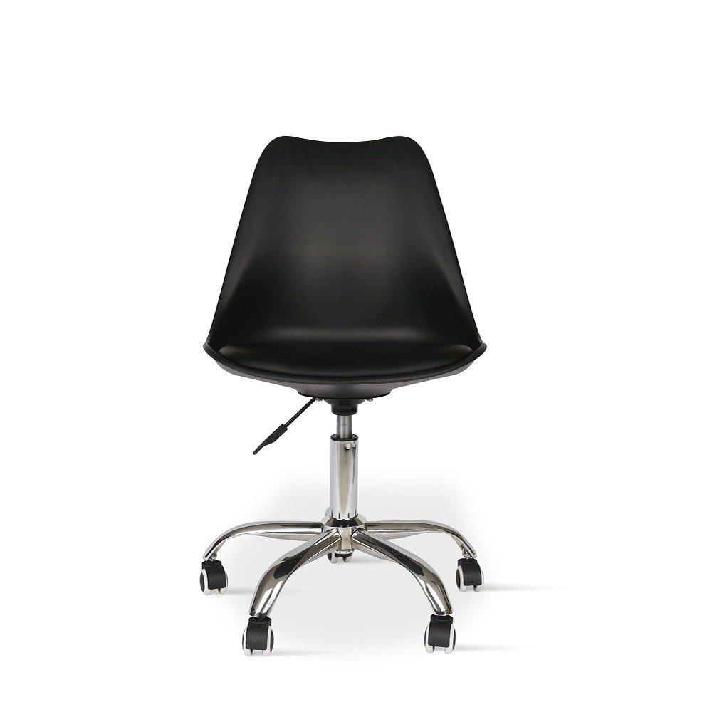 كرسي سهل الحركة من طقم كراسي مكتبي 2 قطع من متجر مواسم للأثاث
