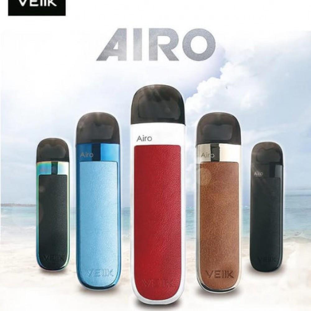 سحبة  AIRO Kit - شيشة سيجارة نكهات VAPE سيجارة شيشة فيب سعودي السعودية