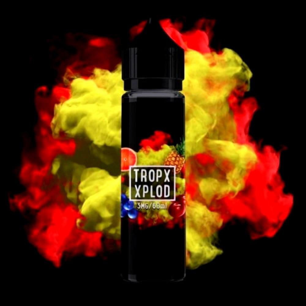 Sam Vapes - TROPX XPLOD - 60ML - شيشة سيجارة نكهات VAPE فيب