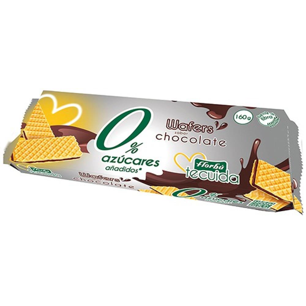 ويفر  الشوكولاته خالي من السكر 160 جرام
