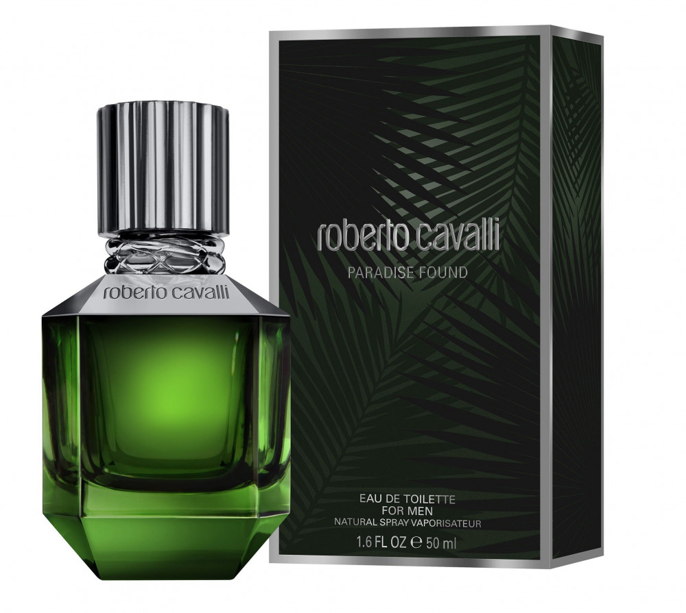 Roberto Cavalli Paradise Found Eau de Toilette 75ml متجر خبير العطور