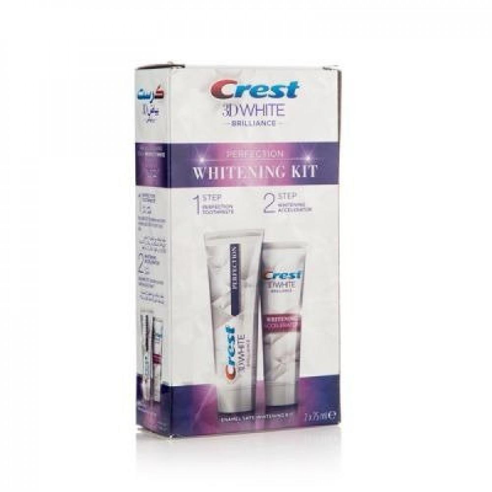 معجون أسنان مجموعة التبييض المثالية كرست  - 75 مل