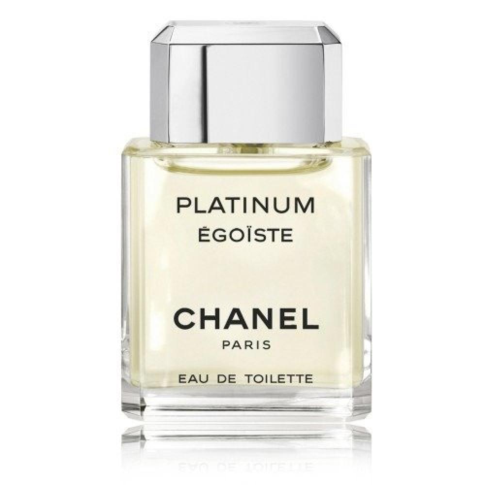 Chanel Egoiste Platinum Eau de Toilette 100ml متجر خبير العطور