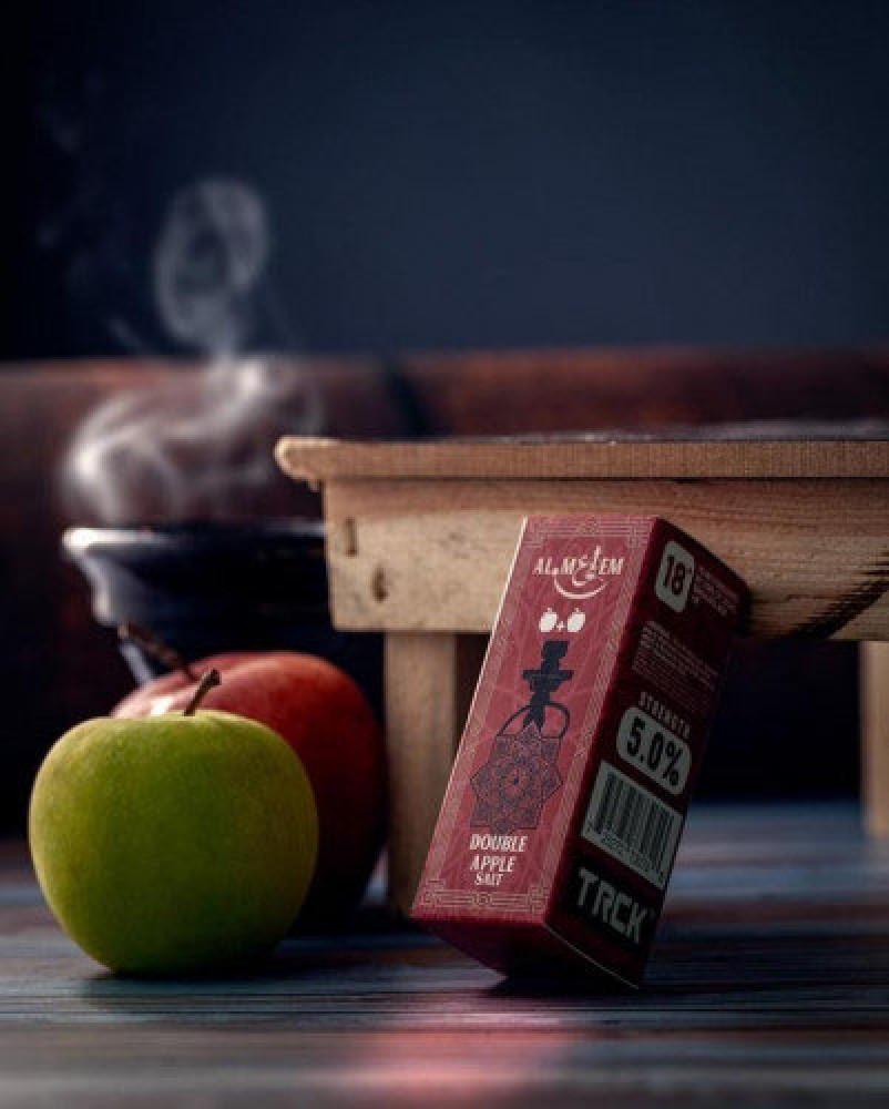 نكهة المعلم تفاحتين سولت