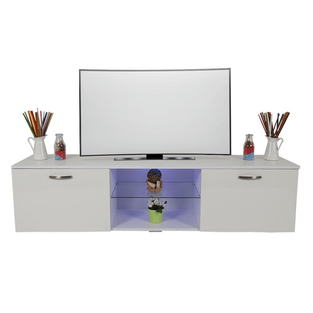 متجر مواسم للأثاث المنزلي لديه أفضل طاولة تلفاز موديل نيت هوم بيضاء