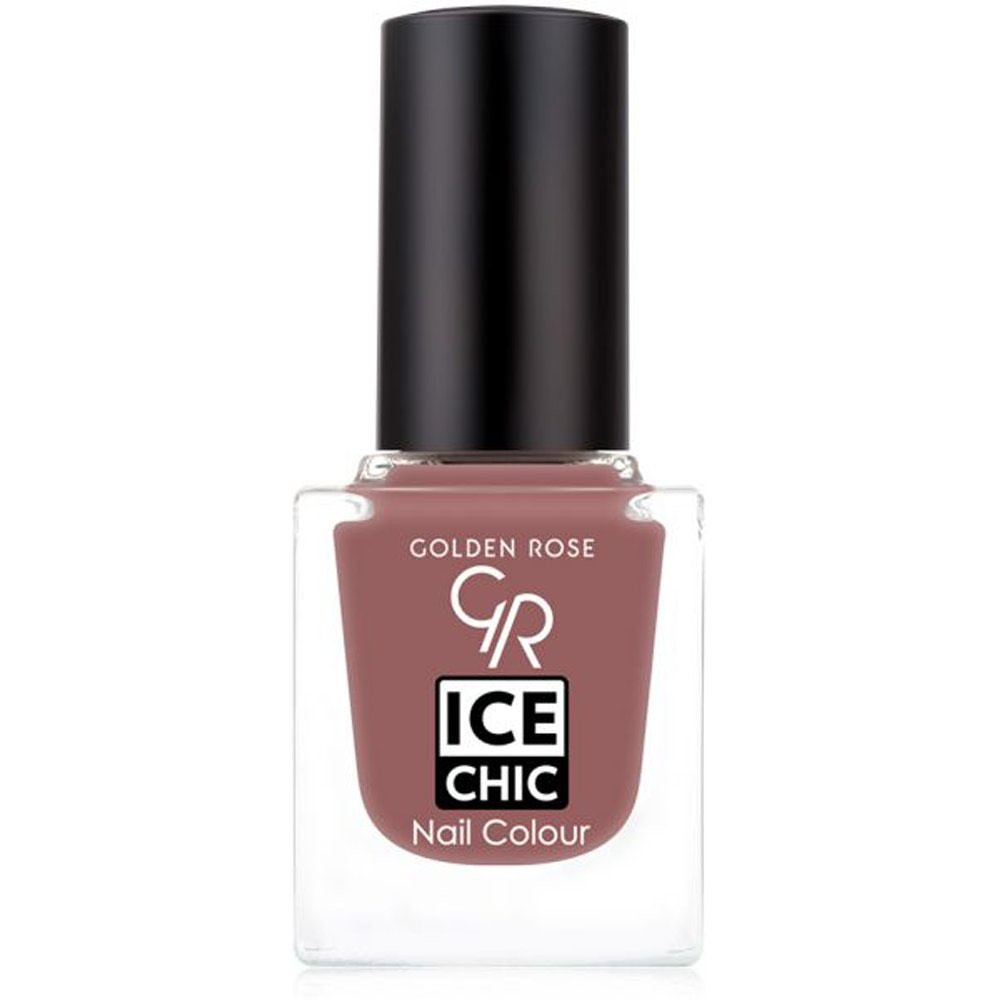مناكير قولدن روز رقم 129 GOLDEN ROSE Ice Chic Nail Colour