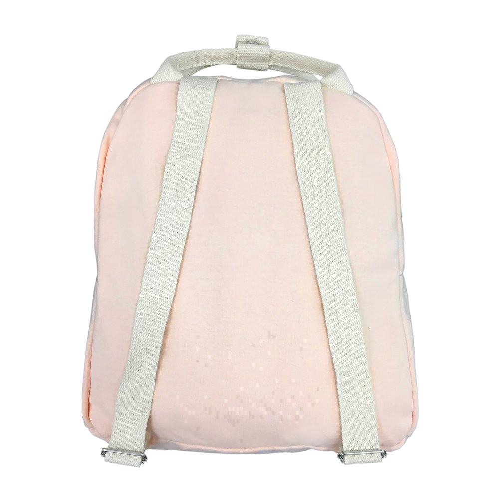حقيبة ظهر بتصميم أرنب باللون الزهري ماركة Mister Fly من دوها