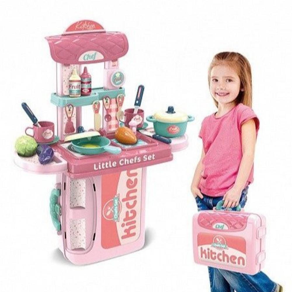 لعبة ادوات المطبخ