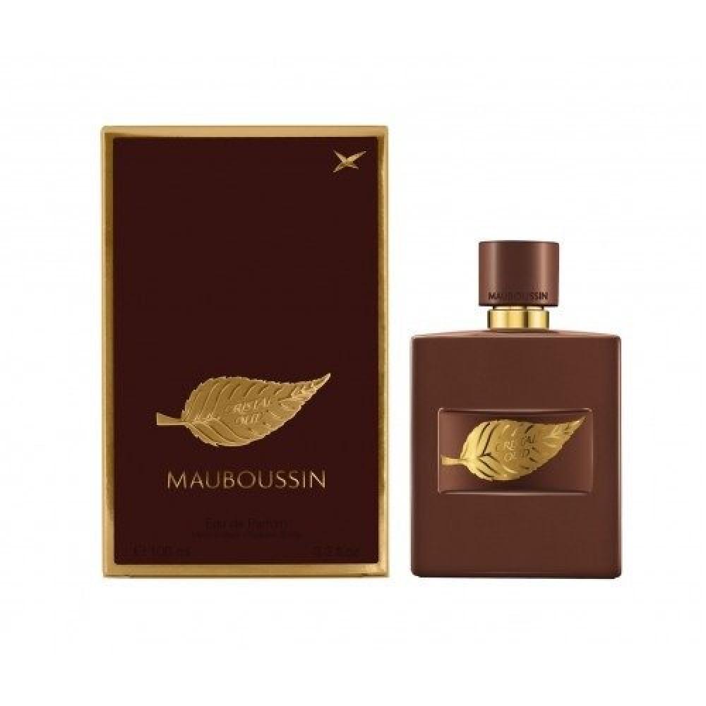 Mauboussin Cristal Oud Eau de Parfum 100ml متجر خبير العطور