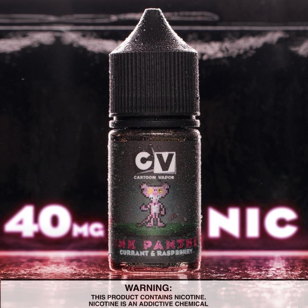 نكهة سي في بينك بانثر سولت نيكوتين CV PINK PANTHER Salt