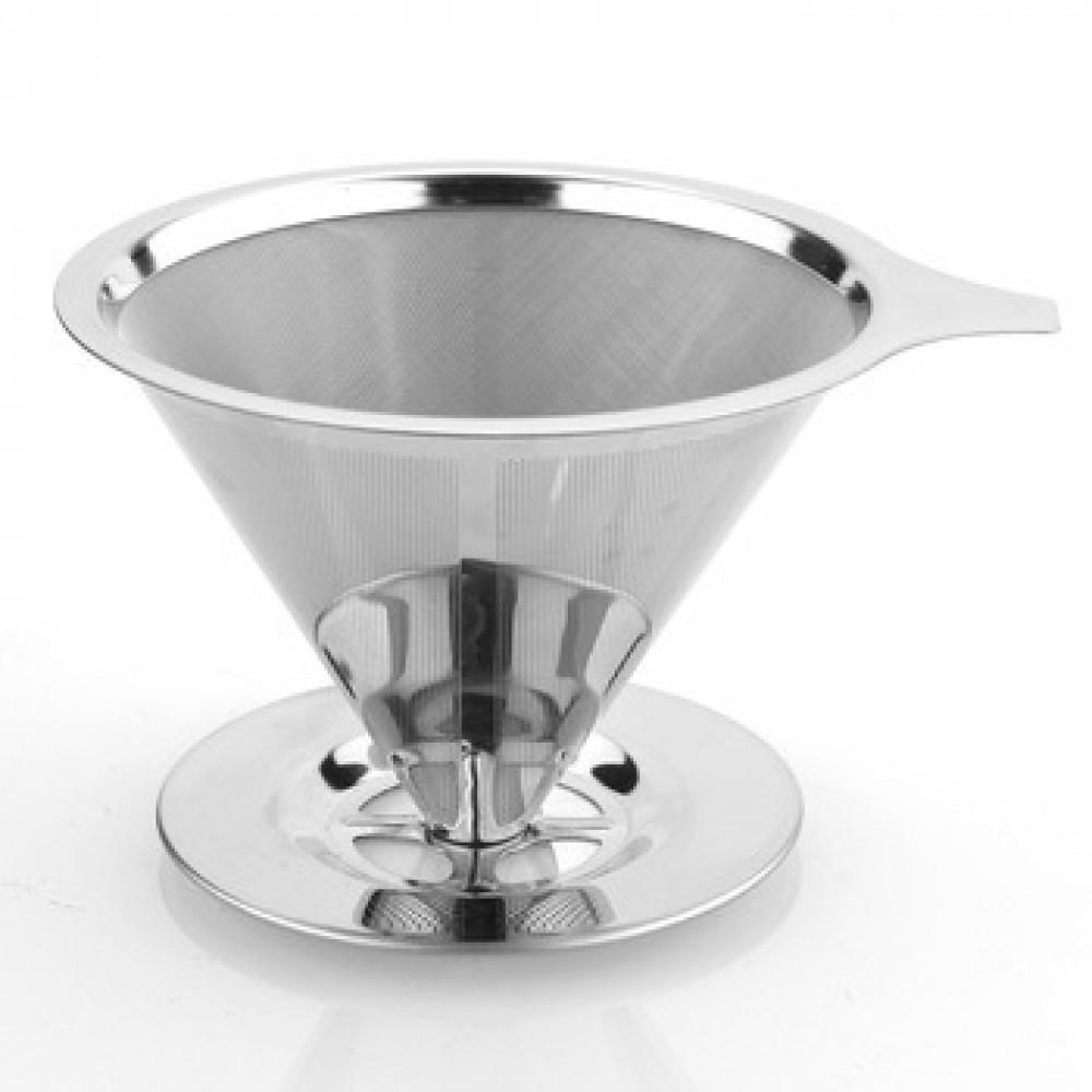 فلتر V60 ستيل 800 مل - ادوات قهوة مختصة - by OS Cafe