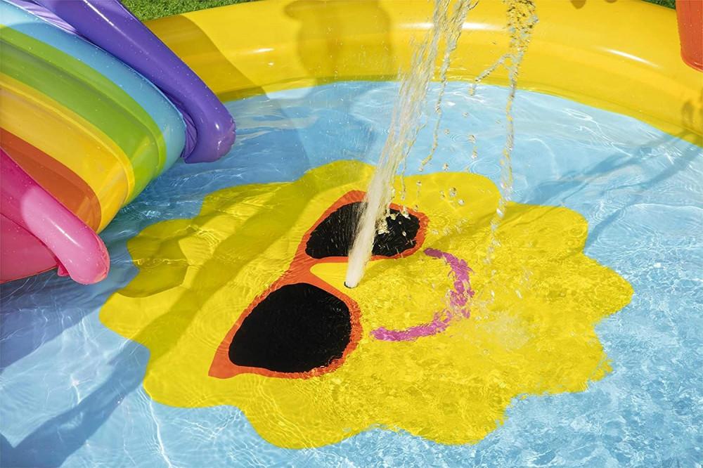 مسبح خارجي للأطفال bestway واحة نخلة