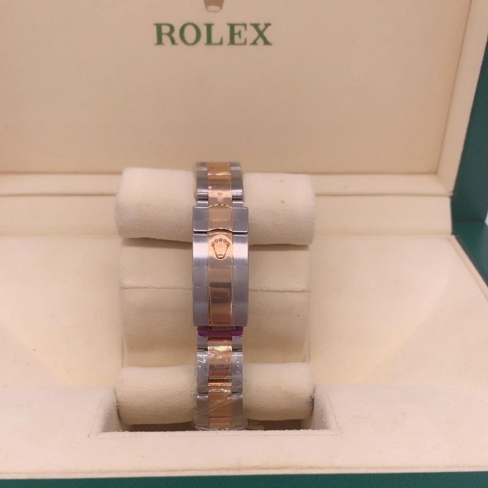 ساعة رولكس ديت جست الأصلية الفاخرة جديدة تماما