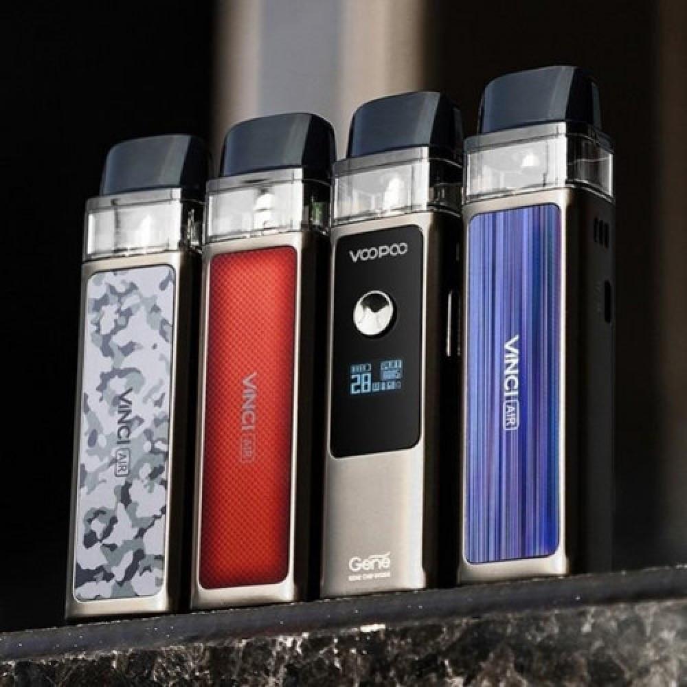 سحبة فينشي - VOOPOO VINCI AIR 30W  - شيشة سيجارة نكهات VAPE فيب سعودي