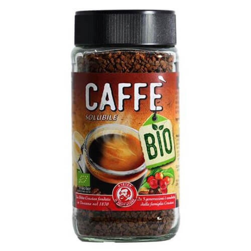 قهوة عضوية سريعة التحضير 100 جرام