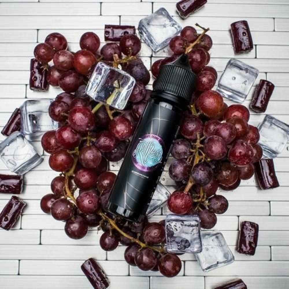 نكهة روثلس عنب بارد الشهيرة الاصدار الجديد ruthless علبة بلاستيك