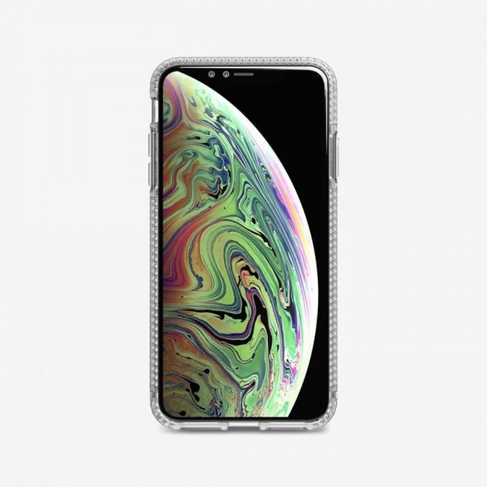 tech21- Pure Clear iPhone Xs Max - كفر حمايه