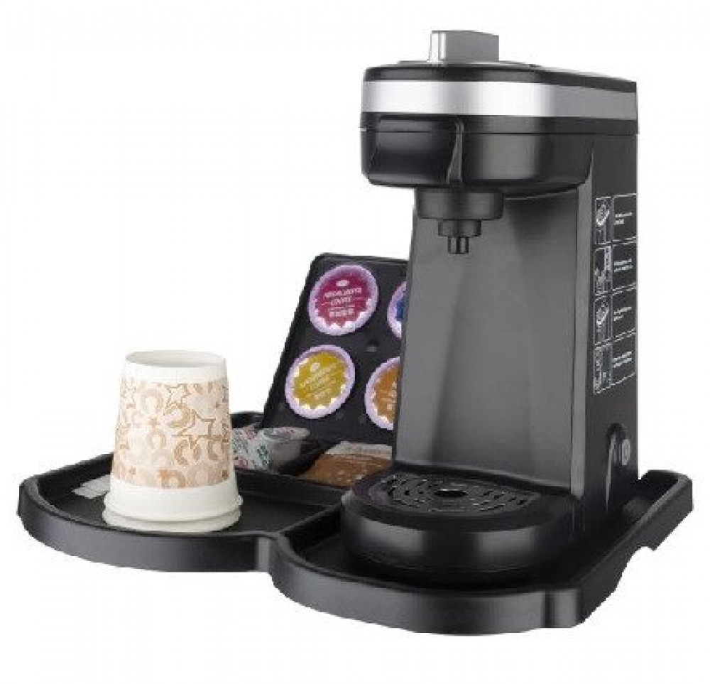 صينيسة لوضع ماكينة شولكس وكبسولات ال   للقهوة والشايK-CUP